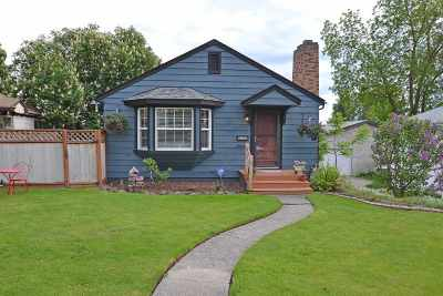 Single Family Home Ctg-Inspection: 3107 W Cleveland Ave