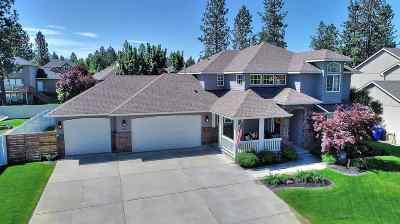 Spokane County Single Family Home New: 720 E Huron Dr