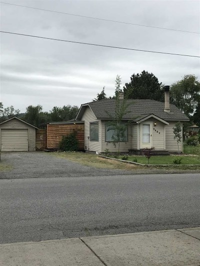 Single Family Home Ctg-Inspection: 9002 E Sinto Ave