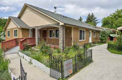 Spokane County Single Family Home New: 12417 E Valleyway Ave