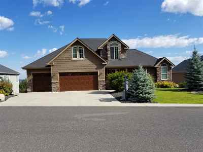 Spokane, Spokane Valley Single Family Home Chg Price: 10522 N Edna Ln