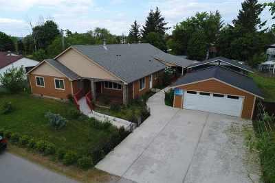 Spokane Multi Family Home For Sale: E Valleyway