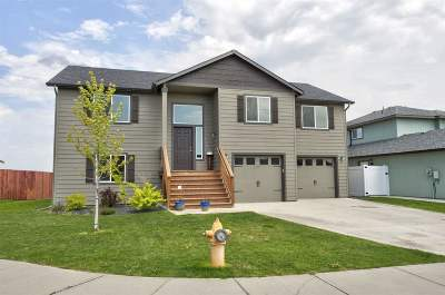 Airway Heights WA Single Family Home Chg Price: $259,950