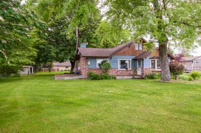 Spokane Valley Single Family Home For Sale: 2124 S Evergreen Rd