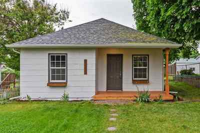 Single Family Home New: 2218 W York Ave