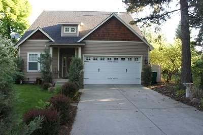 Spokane Valley Single Family Home New: 12617 E Valleyway Ave