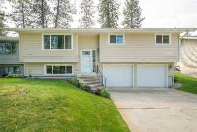 Spokane Condo/Townhouse New: 1110 E Bedivere Dr #Camelot