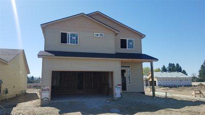 Spokane Valley Single Family Home New: 20110 E 2nd Ave
