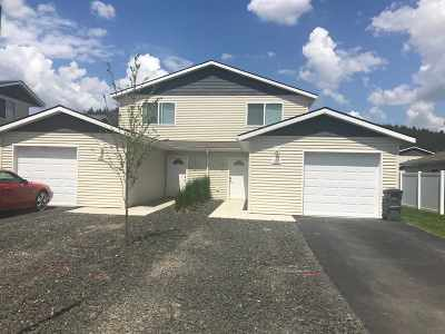 Spokane Multi Family Home New: E Buckeye #5117