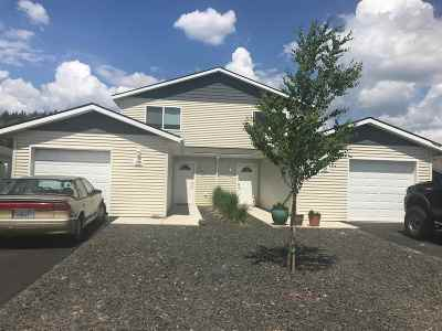Spokane Multi Family Home New: E Buckeye #5121