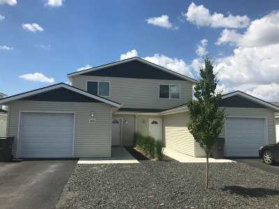 Spokane Multi Family Home New: E Upriver #5207