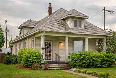 Spokane Single Family Home New: 18 E Sinto Ave