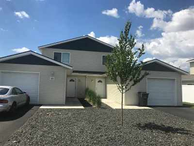 Spokane Multi Family Home New: E Upriver #5203