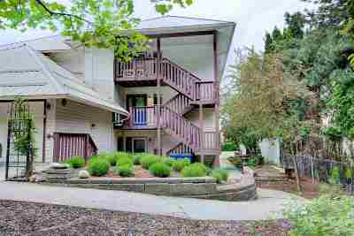 Spokane Condo/Townhouse New: 1624 W Wilson Ave #Unit B