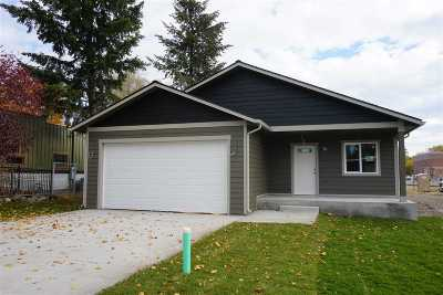 Spokane Valley Single Family Home For Sale: 2822 N Park Rd
