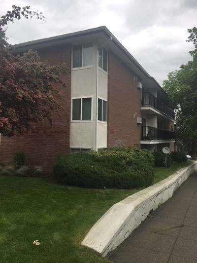 Spokane Condo/Townhouse New: 1604 W 8th Ave #306