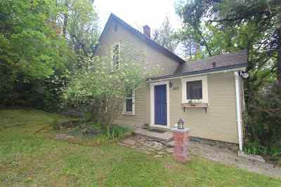 Single Family Home For Sale: 2423 W Bennett Ave