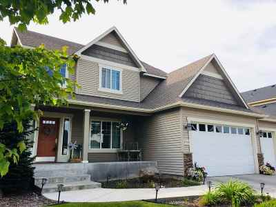 Spokane Valley Single Family Home For Sale: 3718 S Virginia Ln
