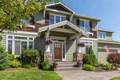 Spokane WA Single Family Home Ctg-Inspection: $509,000