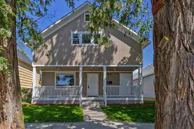 Spokane Single Family Home New: 2212 W Mallon Ave