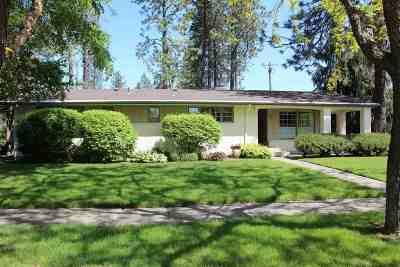 Spokane, Spokane Valley Single Family Home For Sale: 304 W 33rd Ave