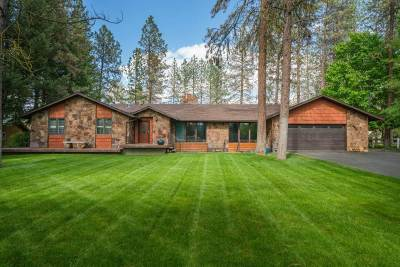 Nine Mile Falls WA Single Family Home For Sale: $685,000