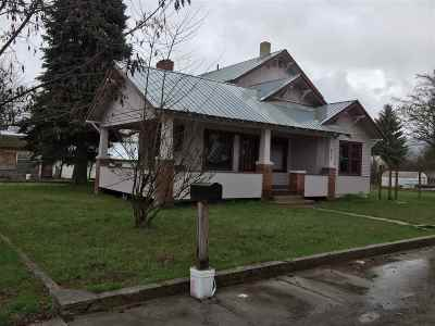 Priest River Single Family Home New: 211 4th St