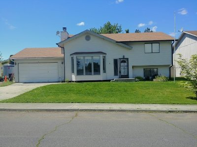 Spokane WA Single Family Home Sold: $186,000