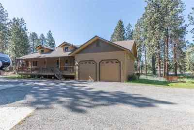 Spokane Single Family Home New: 2925 S Glenrose Rd