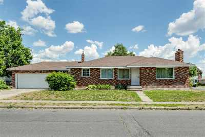 Spokane Single Family Home Bom: 3906 N Lidgerwood St