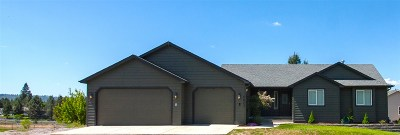 Nine Mile Falls WA Single Family Home Chg Price: $389,000