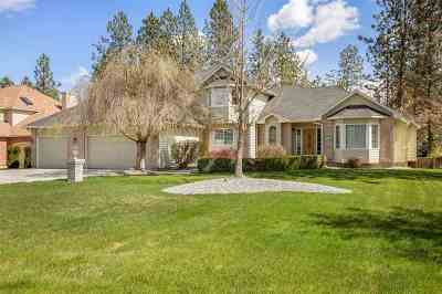 Spokane Single Family Home New: 15208 N Edencrest Dr