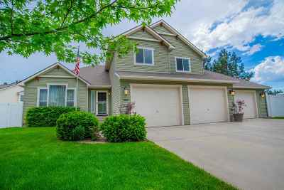 spokane Single Family Home Ctg-Inspection: 4012 S Bates Rd