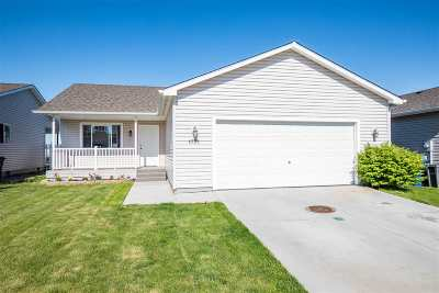 Cheney WA Single Family Home New: $210,000