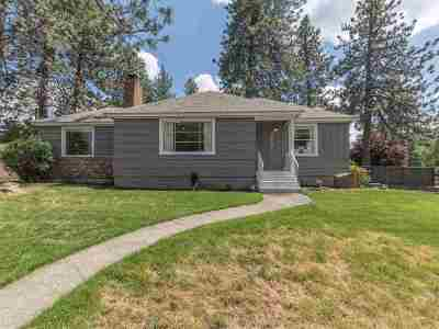 Spokane Single Family Home New: 2823 W Lacrosse Ave