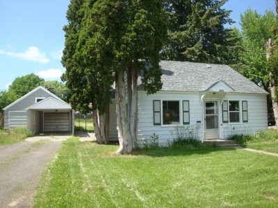 Cheney Single Family Home Ctg-Inspection: 322 N 4th St