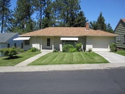 Spokane Single Family Home Ctg-Inspection: 726 W 16th Ave