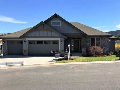 Spokane, Spokane Valley Single Family Home For Sale: 4307 S Bernson Ln