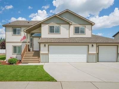Spokane WA Single Family Home New: $289,900