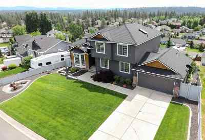 Spokane WA Single Family Home New: $369,000