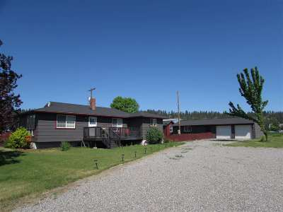 Spokane Single Family Home New: 12901 E Wellesley Ave