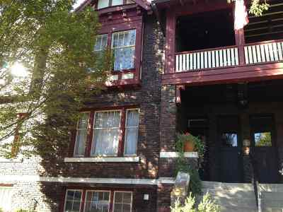 Spokane Condo/Townhouse New: 508 S Cedar St #D