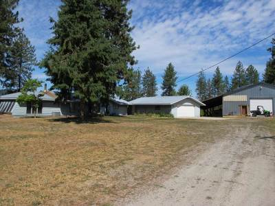 Hunters Single Family Home For Sale: 4410 S Hwy 25 Hwy