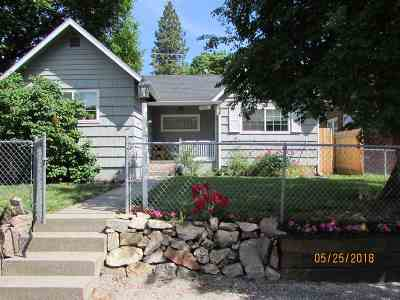 Spokane WA Single Family Home New: $160,000