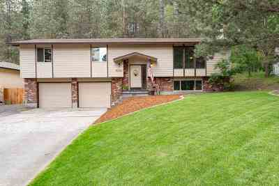 Spokane WA Single Family Home New: $269,900