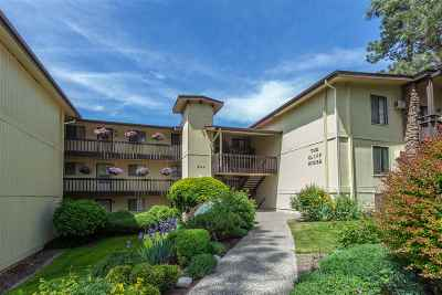 Spokane Condo/Townhouse New: 844 W Cliff Dr #307
