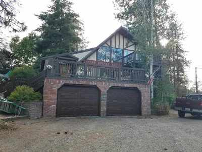 Nine Mile Falls WA Single Family Home For Sale: $595,900