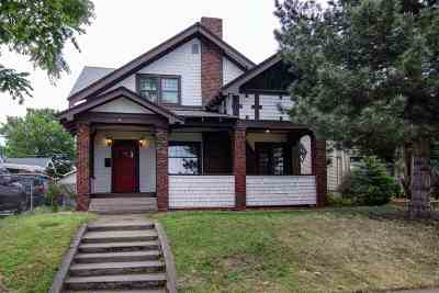 Spokane Single Family Home New: 2221 E Diamond St