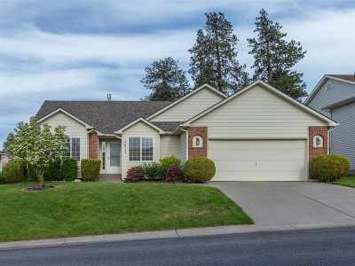 spokane Single Family Home For Sale: 5015 S Morrill Ln