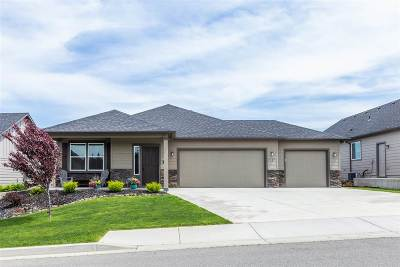 spokane Single Family Home For Sale: 7107 S Park Ridge Blvd